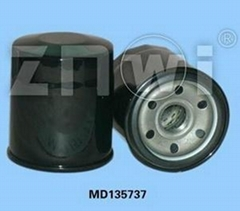 Oil filter JEY0-14-302
