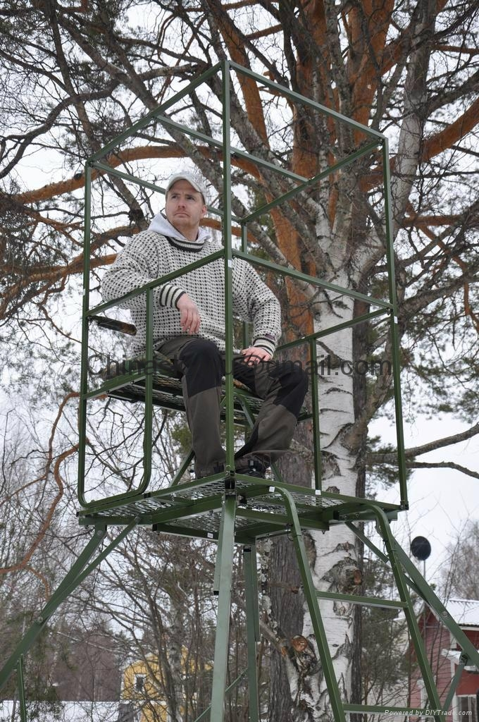 Hunting Tree House http://www.diytrade.com/china/pd/7859612/Hunting_Tree_Stand.html
