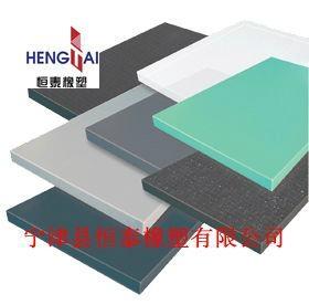 超高分子量聚乙烯襯板 2