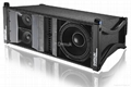 Dimuk compact 3way line  array speaker