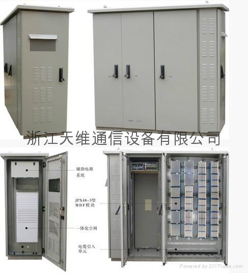 组装方式  户外机柜同时支持整装式(整装发货现场吊装)和拼装式(散件图片