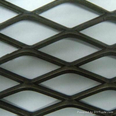 标准菱形钢板网 1