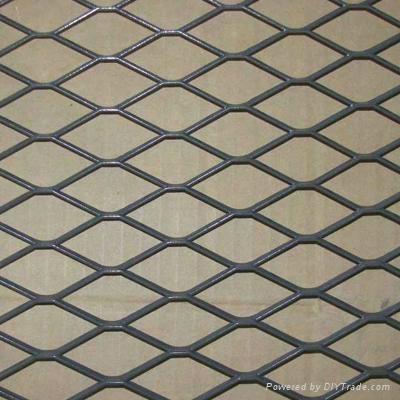 标准菱形钢板网 2