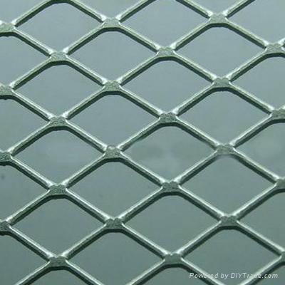不锈钢钢板网 3