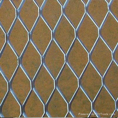 不锈钢钢板网 5