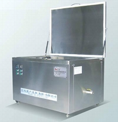Dual-tank Ultrasonic cleaner
