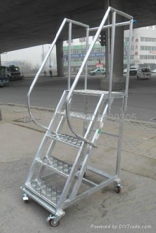 铝合金登高车 1