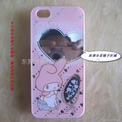 iphone5鏡面手機殼(TS)