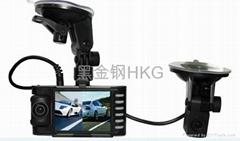 HKG Dual Camera HD Car DVR