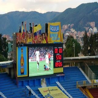PH20 outdoor full color LED display 1