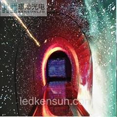 Time Tunnel indoor full color LED display