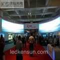 Time Tunnel indoor full color LED display 2