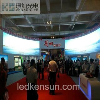 P4 indoor full color LED display 1