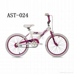 20-Inch Wheels Girl's Bike