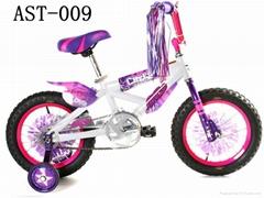 14-Inch Wheels Girl's BikeAST-009