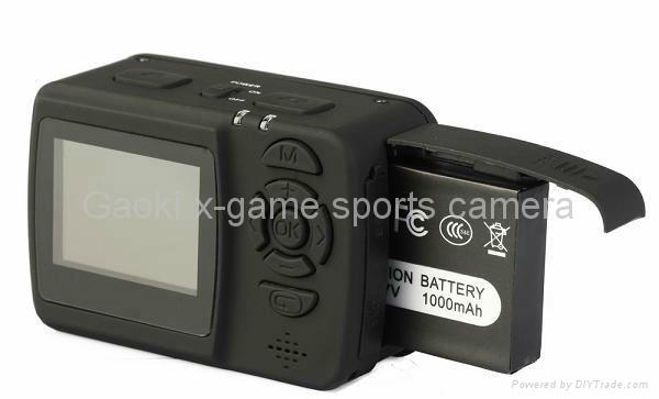 Gaoki 100% QC sport camera SHD22A 2