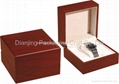 Wooden Watch Box Jewelry Case Gift Box