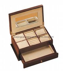 Luxury Fashion Velvet Jewelry Box
