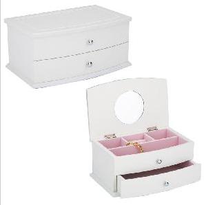 Julia Snow White Children Wooden Jewelry Box 1