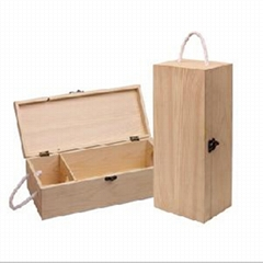 Original Wood Wine Box Set