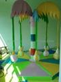 淘气堡—椰子树