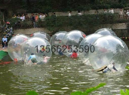 水上步行球 2