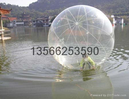 水上步行球 4