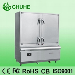 Induction rice steamer cooker for commercial use
