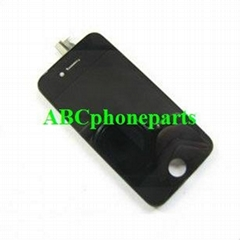OEM Apple iPhone 4S LCD Screen and Digitizer Assembly with Frame