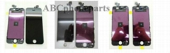 OEM Apple iPhone 5g LCD Screen and Digitizer Assembly with Frame
