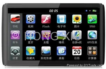 """5"""" GPS Navigation with TV and Bluetooth 1"""