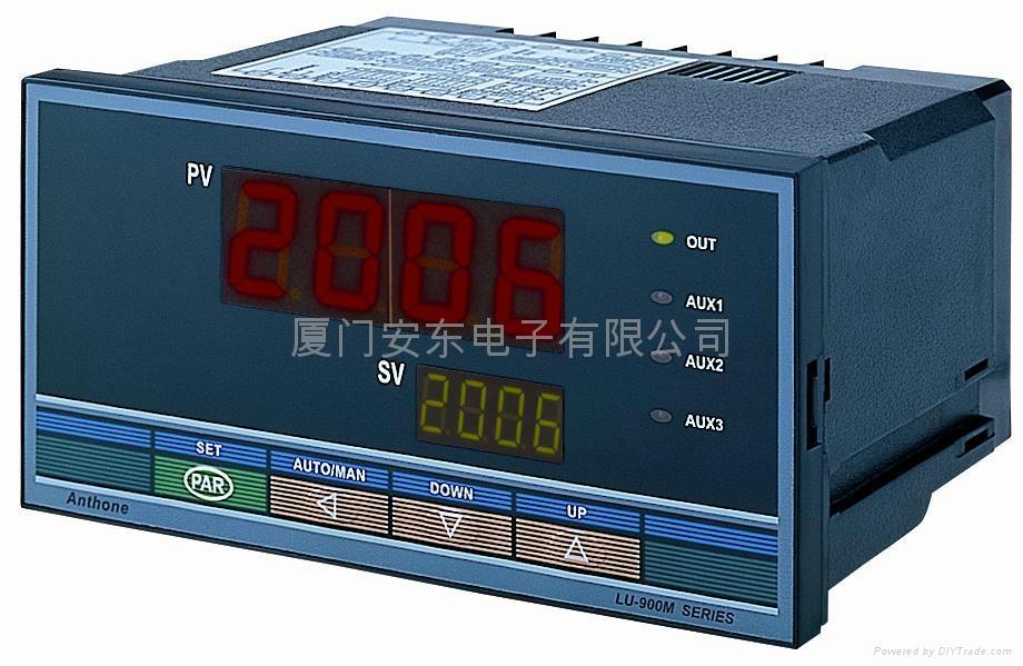 LU-905M06六路巡检显示控制仪 1