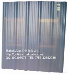PVC防酸碱採光瓦