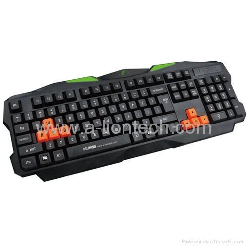 游戏键盘X7 1