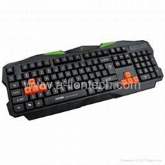 游戏键盘X7