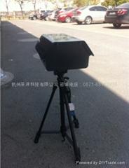 HT3000超速抓拍仪移动高清测速仪
