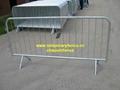 crowd control barrier traffic barrier