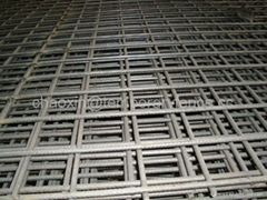 Welded Steel bar panel, reinforcing mesh panel