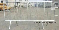Crowd Control Barrier, barricade