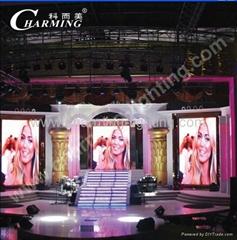 P31.25 RGB Full Color Indoor LED Display Screens