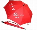 "30"" golf umbrella with carry bag VG-012"