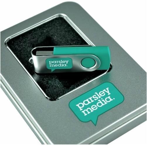 Swivel usb flash drive 3