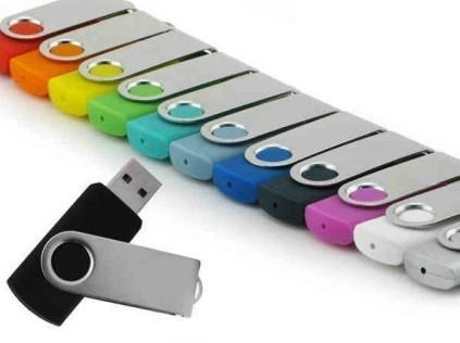 Swivel usb flash drive 1