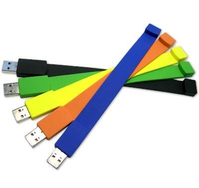 Silicone Bracelet USB Flash Disk 2