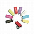 Colourful Mini USB Flash Drive