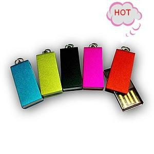 Colourful Mini USB Flash Drive 2