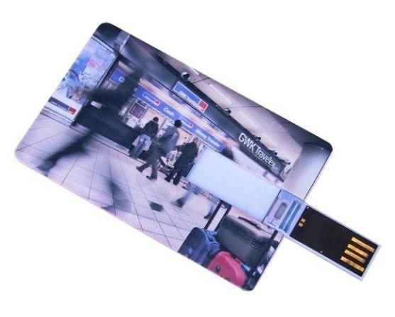 Card USB Flash Drive 1