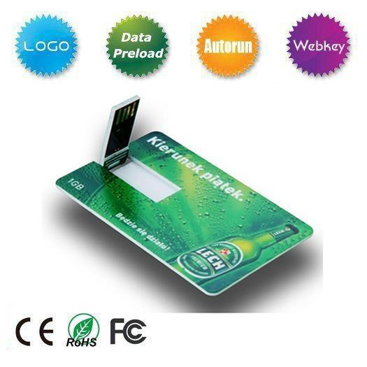 Card USB Flash Drive 2