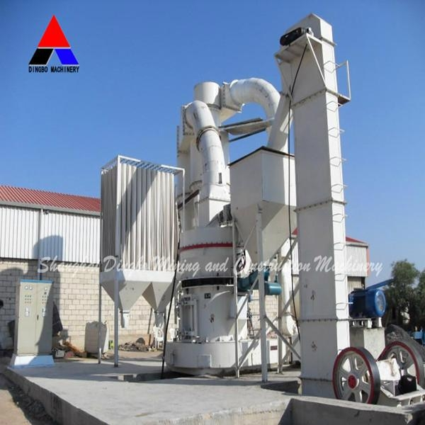 Shanghai  Grinding Mill Machinery 3