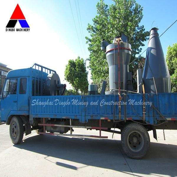 Shanghai  Grinding Mill Machinery 2